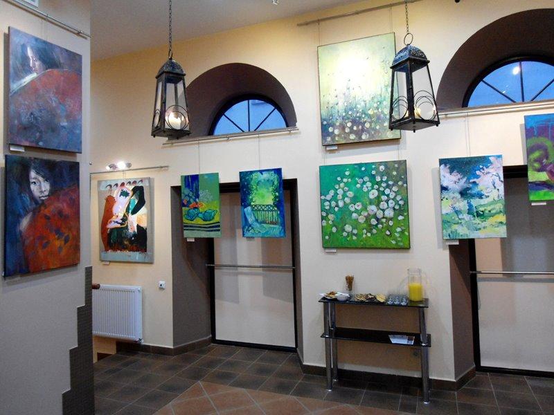 Wystawa w Galerii Wieża Sztuki w Kielcach